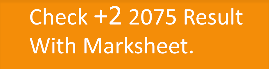 Check your NEB +2 results 2075 with marksheet
