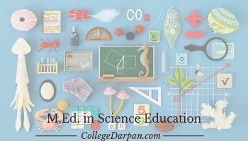 M.Ed. in Science Education