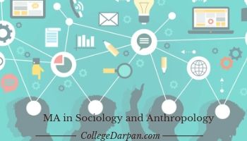 MA in Sociology and Anthropology