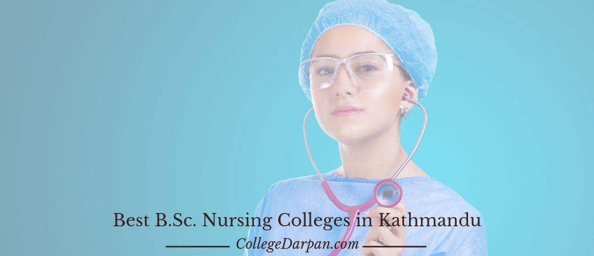 Best B.Sc. Nursing Colleges in Kathmandu