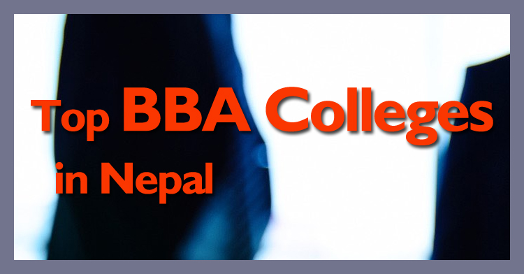 BBA Colleges in Nepal