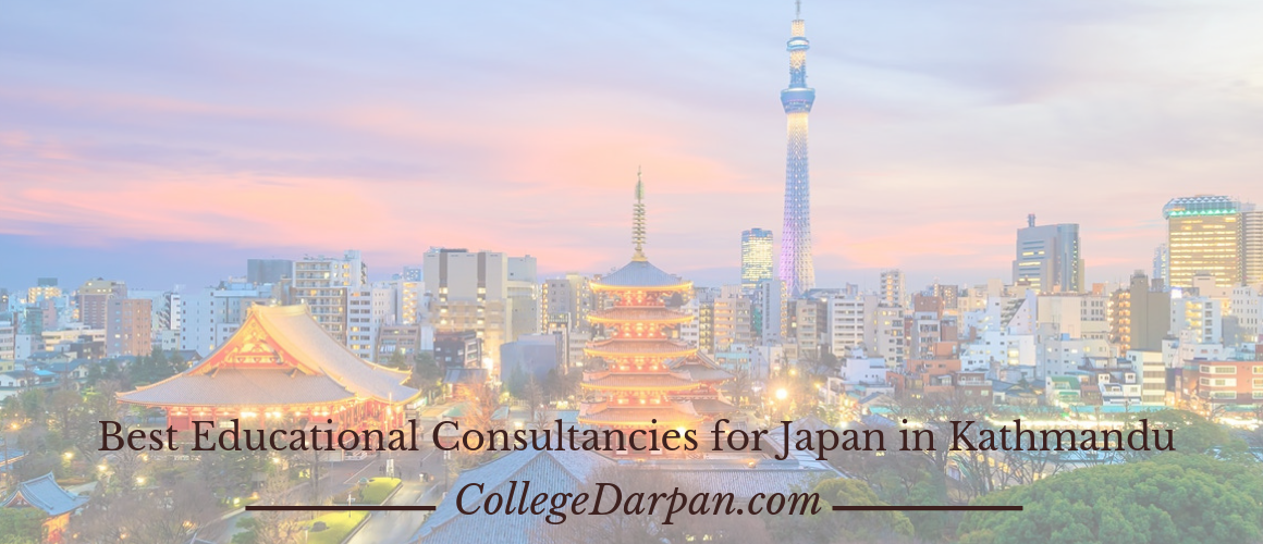 Best Educational Consultancies for Japan in Kathmandu