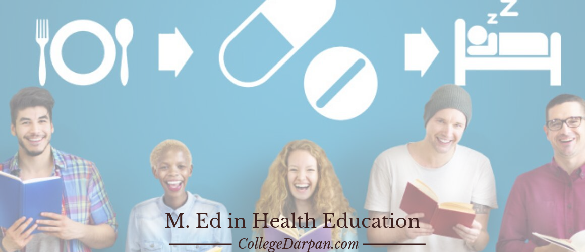 M. Ed in Health Education