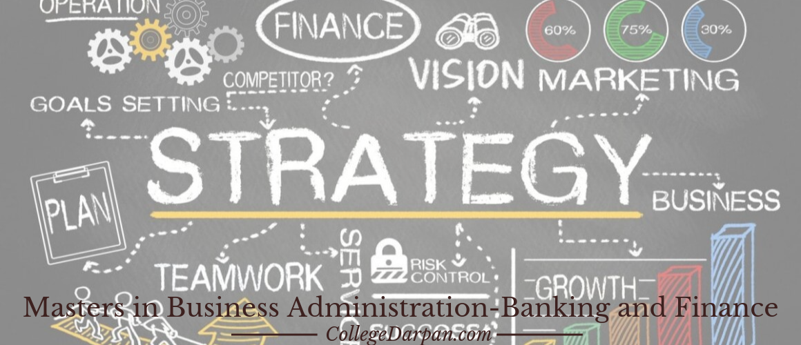 Masters in Business Administration-Banking and Finance