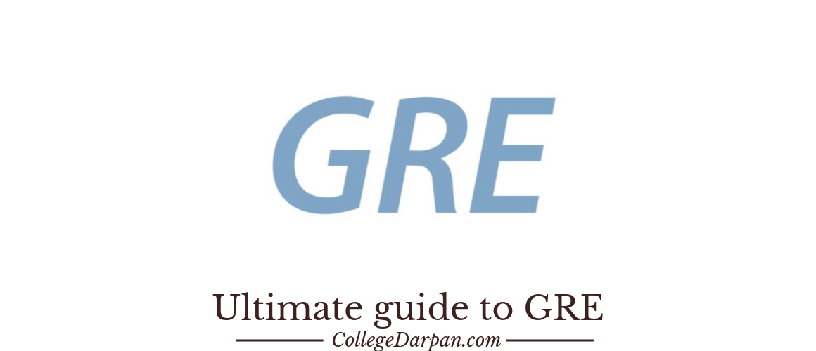 Ultimate guide to GRE