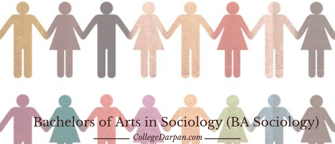 Bachelors of Arts in Sociology  (BA Sociology)