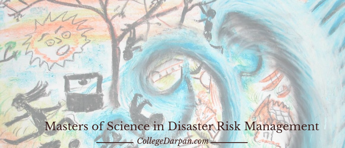 Masters of Science in Disaster Risk Management