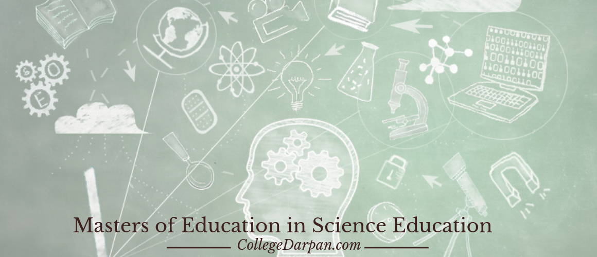 Masters of Education in Science Education