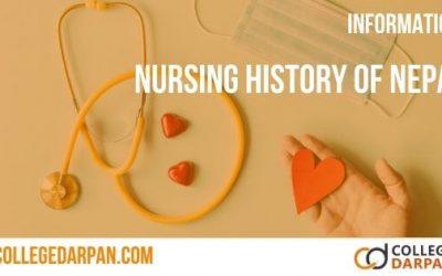 Nursing History of Nepal