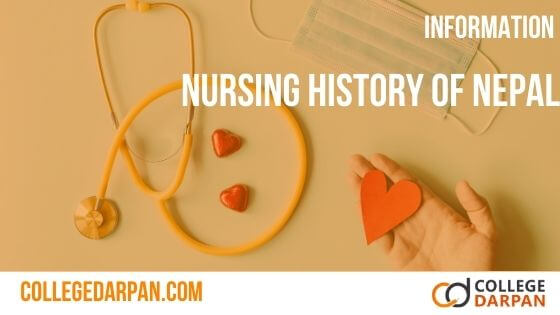 Nursing History of Nepal