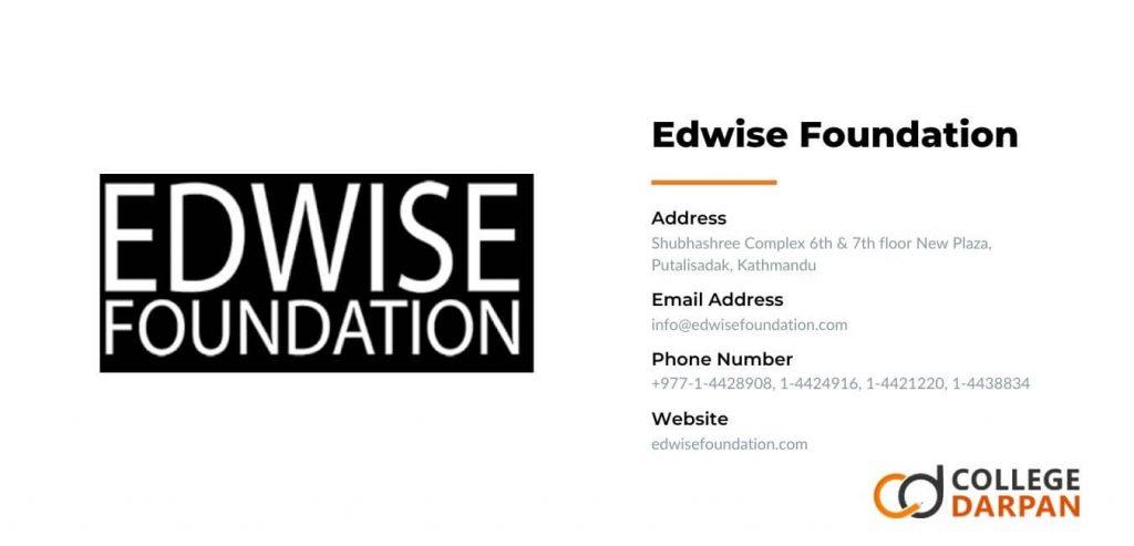 Edwise Foundation