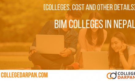 BIM Colleges in Nepal