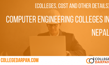 Computer Engineering Colleges in Nepal