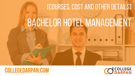 Bachelor of Hotel Management