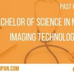 Bachelor of Science in Medical Imaging Technology(BMIT) Past paper 2017